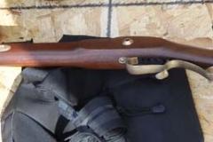 firearm before